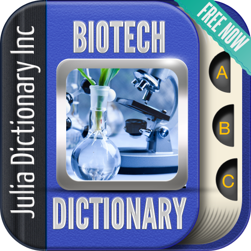 Biotechnology Dictionary 教育 App LOGO-APP試玩