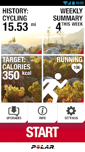 Polar Beat - Fitness Coach - screenshot thumbnail