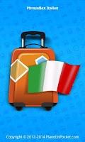 Screenshot of Phrasebook Italian