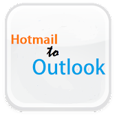 Hotmail to Outlook Fast