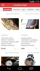 Jomashop Deals screenshot 8