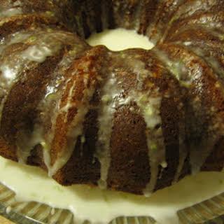 Margarita Cake.