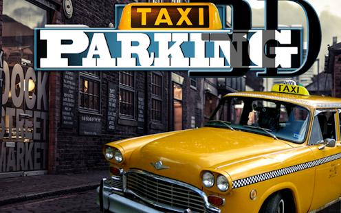 Taxi Driver 3D Cab parking - screenshot thumbnail