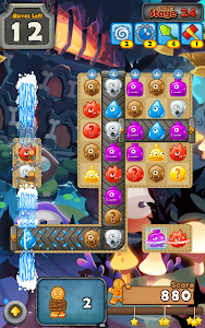 MonsterBusters: Match 3 Puzzle v1.0.36