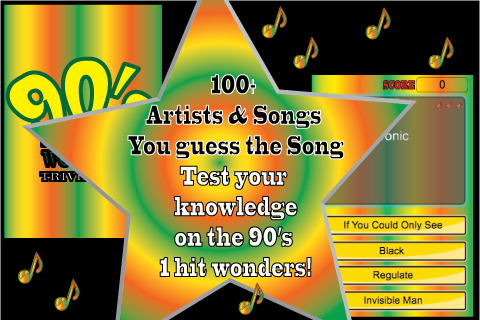 90's 1 Hit Wonder - Guess Song
