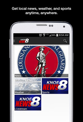 KNOE News - screenshot