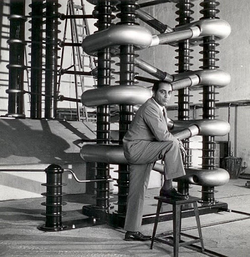 Bhabha in front of the Cascade Generator