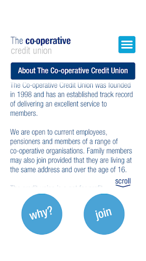 The Co-operative Credit Union
