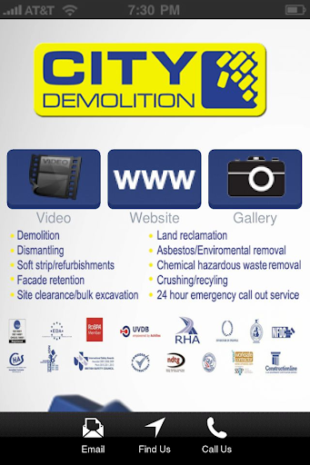 City Demolition Contractors