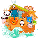 Noah Arks Kids Jigsaw Puzzles icon