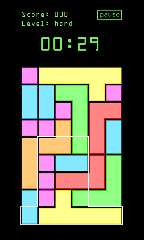 Cubifice - screenshot