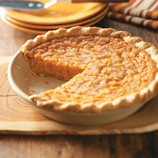 Southern Sweet Potato Pie.