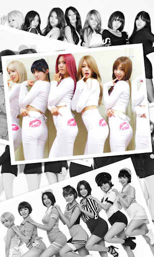 AOA Live Wallpaper 02- KPOP