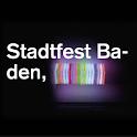 Stadtfest Baden logo