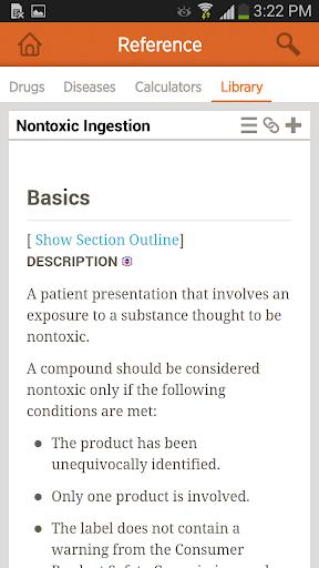 醫療必備APP下載|5 Minute Toxicology Consult 好玩app不花錢|綠色工廠好玩App