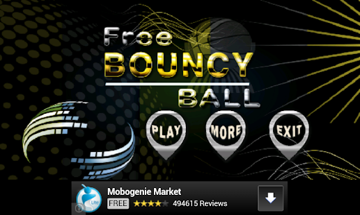Bouncy Ball Fall Down - screenshot thumbnail