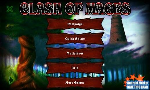 Clash of Mages- screenshot thumbnail