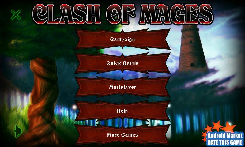 Clash of Mages- screenshot