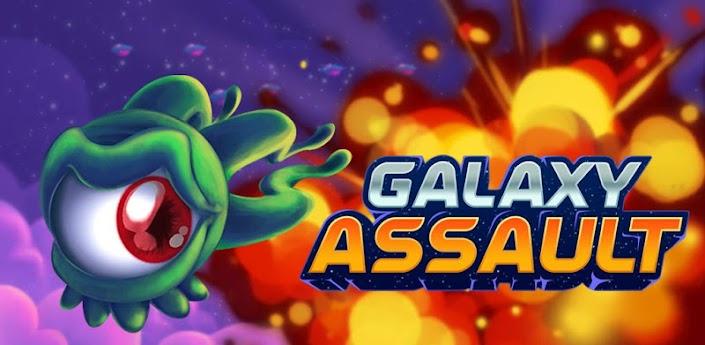 Galaxy Assault: The Revenge