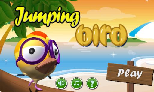 Jumping Bird Beach