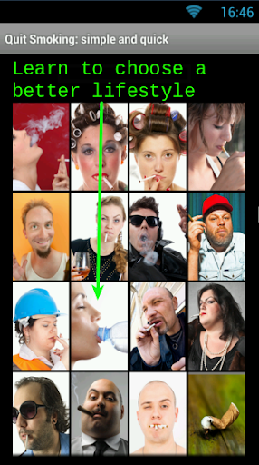 Quit Smoking: Simple and Quick