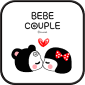 BeBe Couple SMS Theme