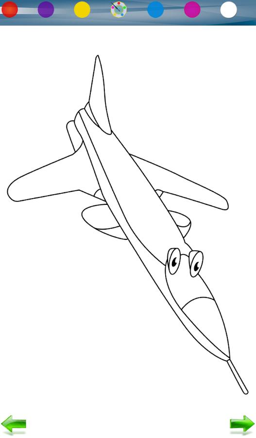Aviones Guerra: Juego Colorear - Aplicaciones de Android en Google ...