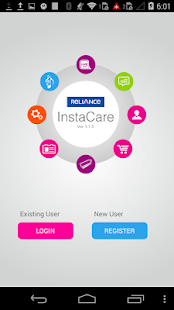 Reliance InstaCare - screenshot thumbnail