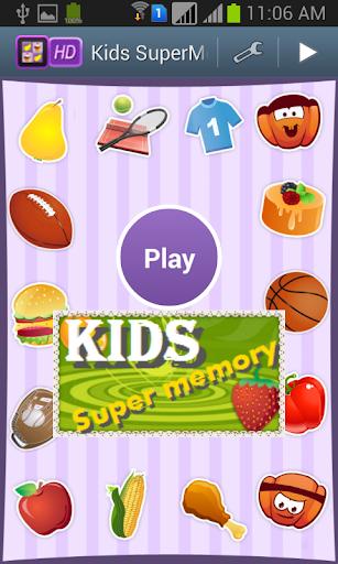 Kids SuperMemory