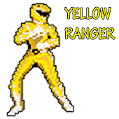 Yellow Ranger Adventure Game