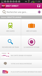 SNCF DIRECT - screenshot thumbnail