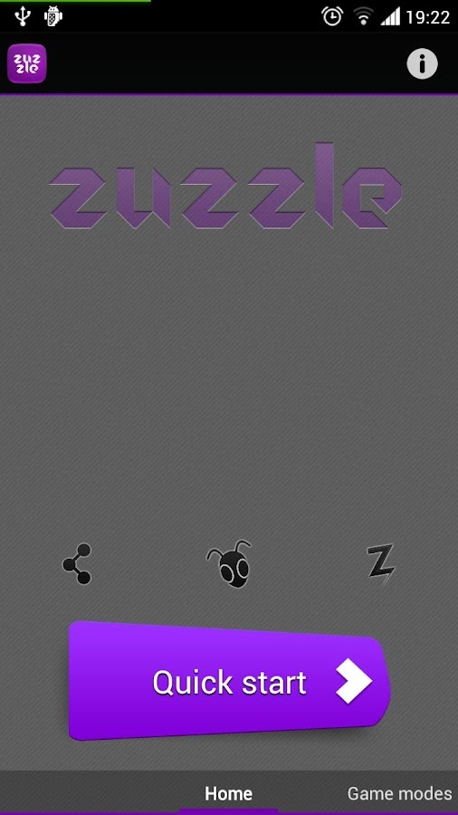 Zuzzle - screenshot