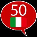 Aprenda Italiano - 50 langu icon