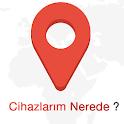 Cihazlarım Nerede ? icon