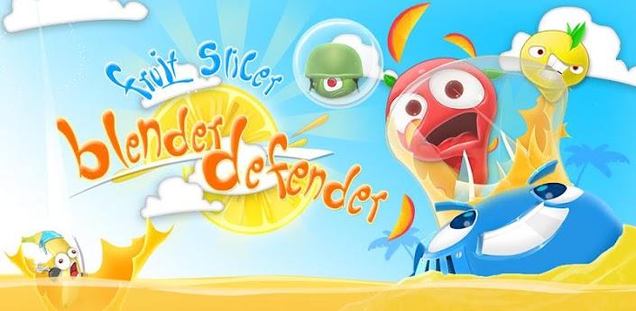 Blender Defender: Fruit Slicer