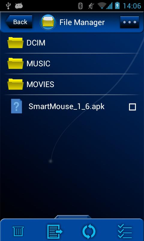 SmartMouse - screenshot