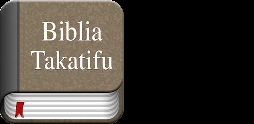 Biblia Takatifu Free Download Pdf