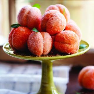 Pesche Con Crema (Peaches with Cream)