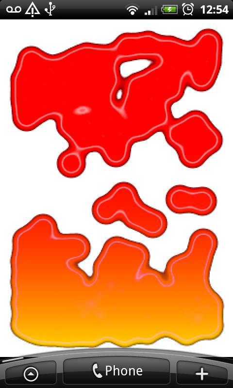 Red Lava Lite- screenshot