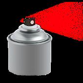 Fake spraycan