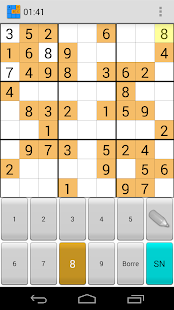 sudoku letters screenshot thumbnail