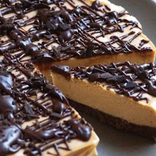 No-Bake Peanut Butter Cup Pie.