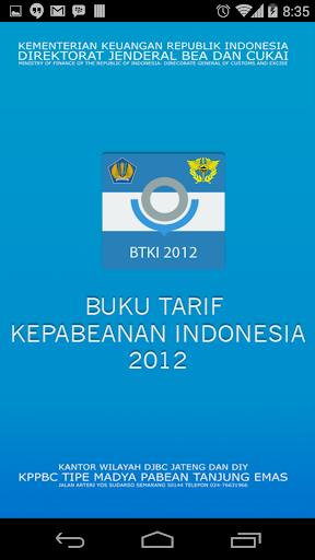 BTKI 2012