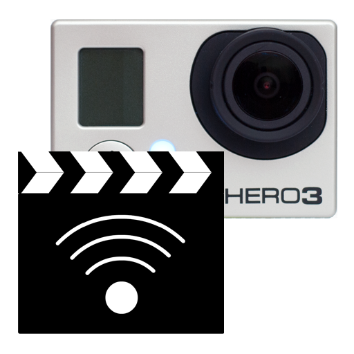 GoPro Action Camera Director F LOGO-APP點子