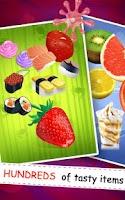 Screenshot of Sundae Yum! Free Cooking Games