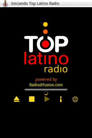 Top Latino Radio Lite