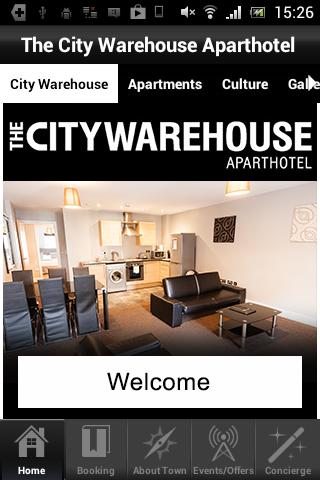 City Warehouse Aparthotel