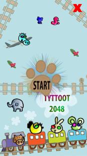 tyttoot 2048 - náhled