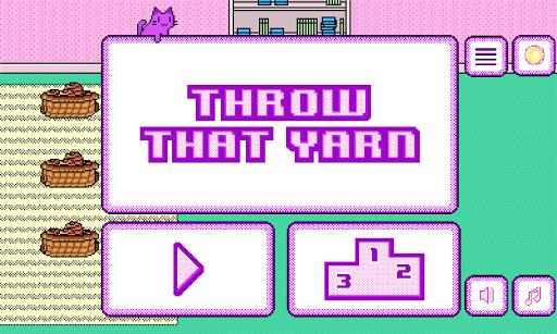 Throw That Yarn