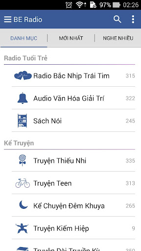 BE Radio